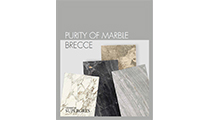 Supergres: Purity of marble brecce